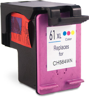 Ink cartridge with protective covering