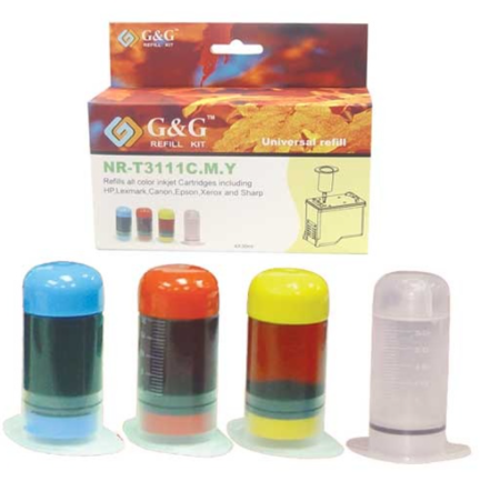 Image of ink refill kit